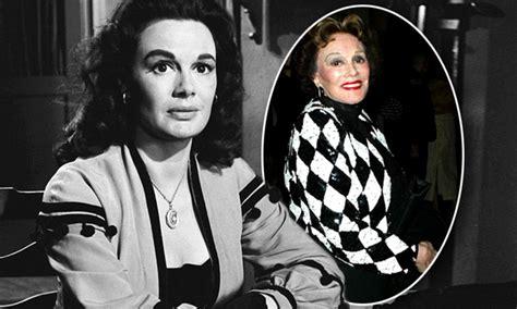 British-born Hollywood leading lady Patricia Medina dies ...