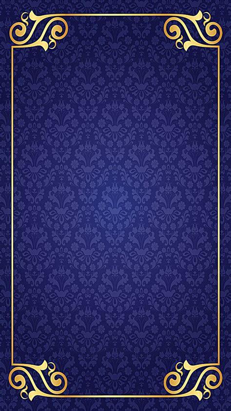 purple border background texture  blue flowers
