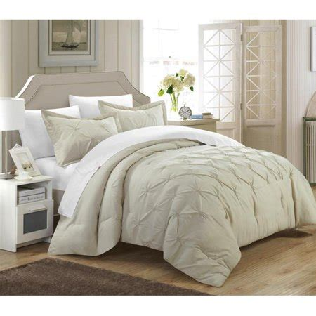 Pinch Pleat Duvet Cover by Chic Home Ds3843 Us Ronika Pinch Pleat Pintuck Duvet Cover