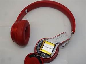 Beats Solo 2 Wireless Teardown