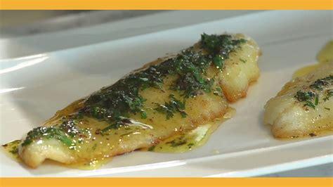 cuisiner le poisson préparer un poisson meunière