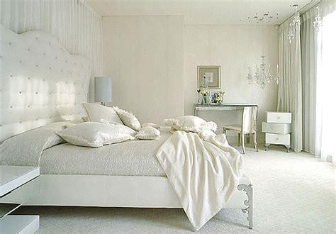 d馗oration chambre blanche décoration chambre adulte blanc