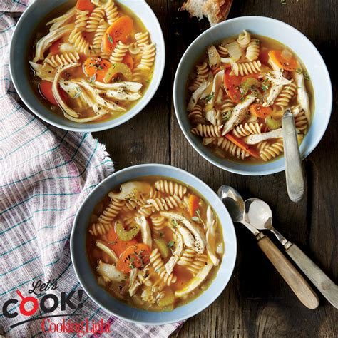 cooking light chicken noodle soup chicken stew and other meals what to cook when a