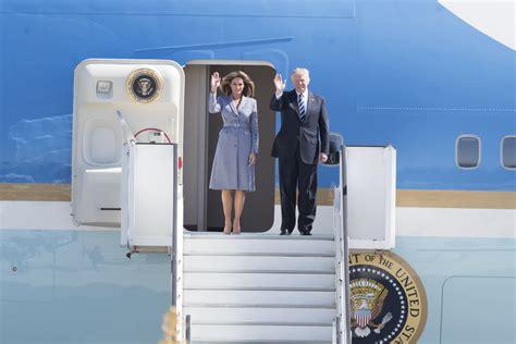 president trump meets  world leaders   nato
