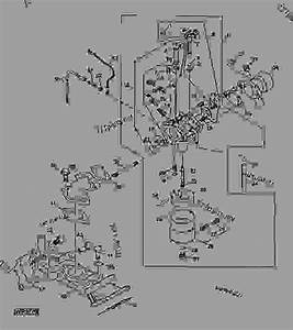 John Deere Parts Diagrams Model 56 Rear Engine Drive