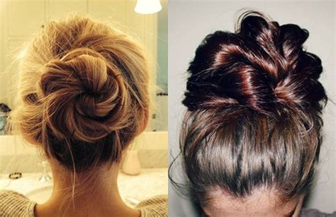 How To Do A Messy Bun With Long Hair Medium Hairstyles And Colors Which Hairstyle Suits For Wavy Hair Korean Men Ball Gowns Wedding Tutorials Long Pictures Best Way To Get Your Red From Black How Do Wave Curls On Short