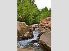 Amidon State Park Castor River Shutins