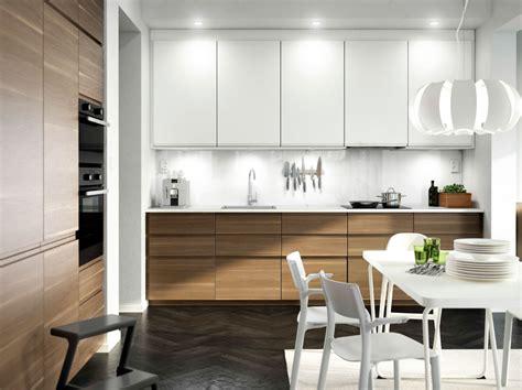 cuisine contemporaine ikea cuisine contemporaine au design minimaliste ikea