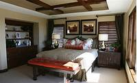 asian inspired decor 15 Asian Themed Masters Bedroom | Home Design Lover