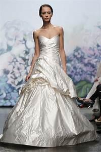 2012 wedding dress trend peplums monique lhuillier marchesa With wedding dress trend