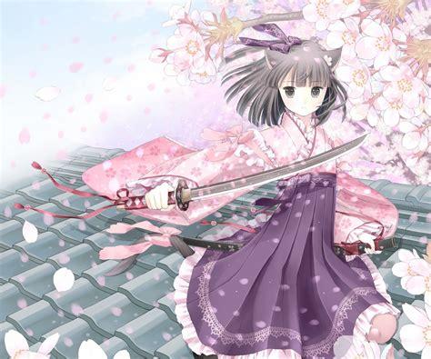 fevral samye krasivye  bolshie anime oboi dlya