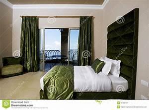 Camera Da Letto Lussuosa 2 Fotografia Stock Immagine 1002740
