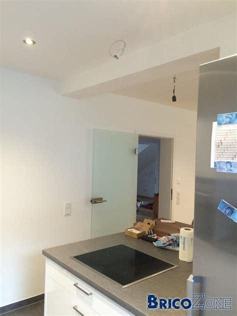 petit ilot pour cuisine hotte pour îlot et faux plafond pas assez solide