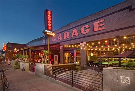 the garage seattle garage billiards a capitol hill seattle bar