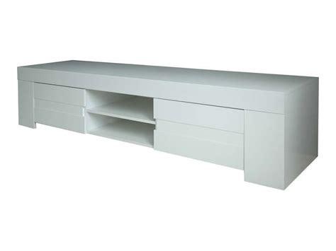 meuble tv eos coloris blanc conforama pickture