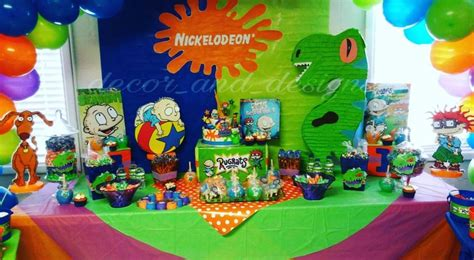 Rugrats Baby Shower Rugrats Theme Rugrats Theme Pinterest Baby Shower