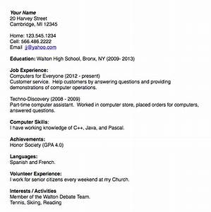 esl voicesBusiness Writing Resumes & Cover Letter