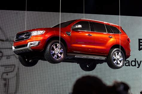 Bangkok 2018 Ford Everest Concept