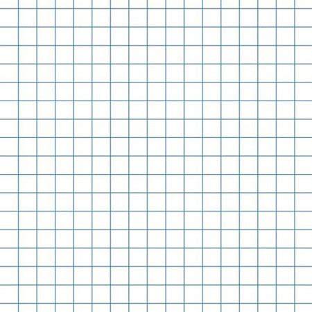 schoolsmart bond graph paper  lb    white