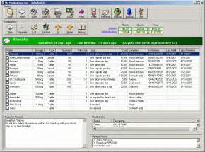 download ophthalmic medications software my medications list ophthalmic emr ezchartwriter