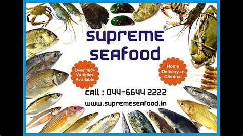 english seafood names  pictures   healthy
