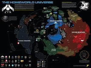 Outer space Homeworld maps wallpaper | 3927x2930 | 64901 ...