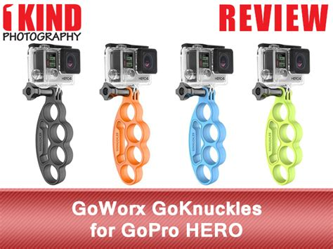 review goworx goknuckles for gopro 1kind photography