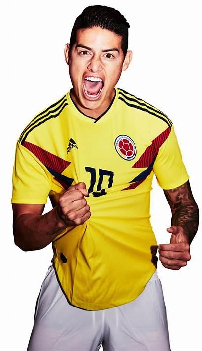 Rodriguez James Render Colombia Footyrenders