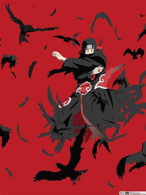 itachi uchiha hd wallpaper