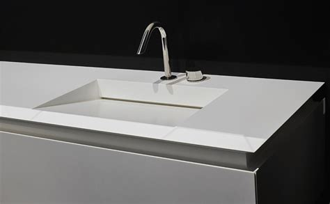 corian bagno waschbecken aus corian f 252 r das bad design bath kitchen