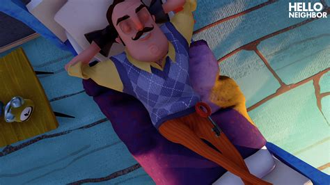 play alpha of the hello neighbor for free obscura