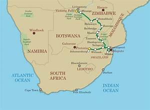 Shongololo Express - an epic 12 day train journey through ...