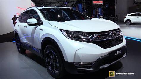 2017 Honda Crv Hybrid Specs, Price