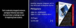 Structural Diagram Philippians 1 English