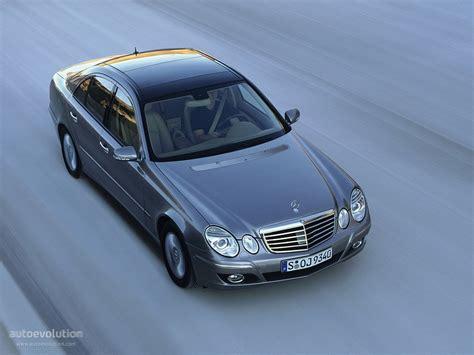 Mercedes Benz E-klasse (w211) Specs & Photos
