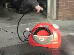 Nomad Portable 12v Pressure Washer