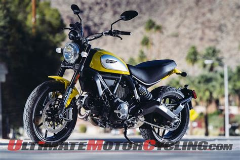 Review Ducati Scrambler Icon by 2015 Ducati Scrambler Icon Ride Review