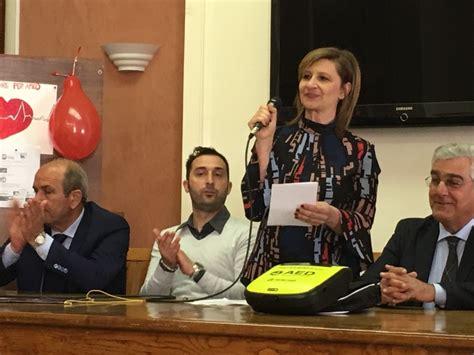 Il Club Colosseo Granata Dona Un Defibrillatore Alla