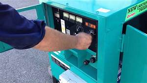 Used Generators Denyo 13 Kva Generator