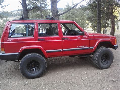 big red jeep quot big red quot my 1999 xj build page 6 jeep cherokee forum