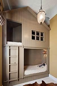 Lit Cabane Mezzanine : 1000 images about lits mezzanine on pinterest loft beds lit mezzanine and mezzanine ~ Melissatoandfro.com Idées de Décoration