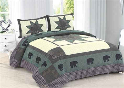 King Size Quilt And Shams by Crossing Quilt King Size American Hometex Quilts