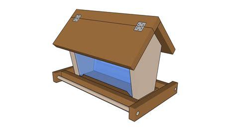 bird feeder plans blue bird house plans myoutdoorplans free woodworking