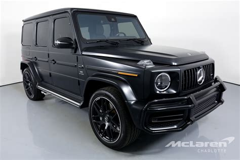 Our comprehensive coverage delivers all you need to know to make an informed car buying decision. Used 2020 Mercedes-Benz G-Class AMG G 63 For Sale ($209,456) | McLaren Charlotte Stock #340529