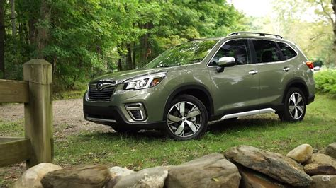 subaru forester 2019 news reviews for the 2019 subaru forester are finally in