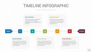 Timelines Diagrams Powerpoint  Illustrator Template By