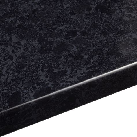 mm bq midnight granite gloss black gloss granite effect