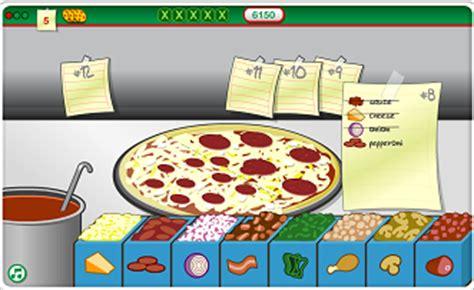 jeux cuisine pizza jeux de cuisine pour fille