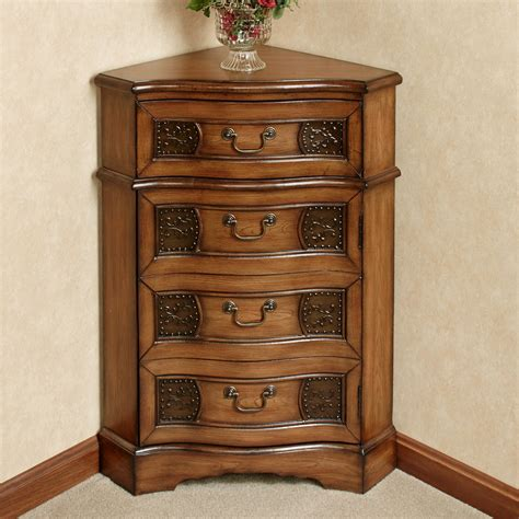 Corner Curio Cabinet With Drawers Drawer Design