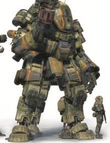 Titanfall LEGO Ogre
